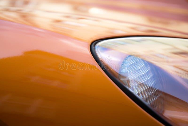 Detail van autolijn stock afbeelding