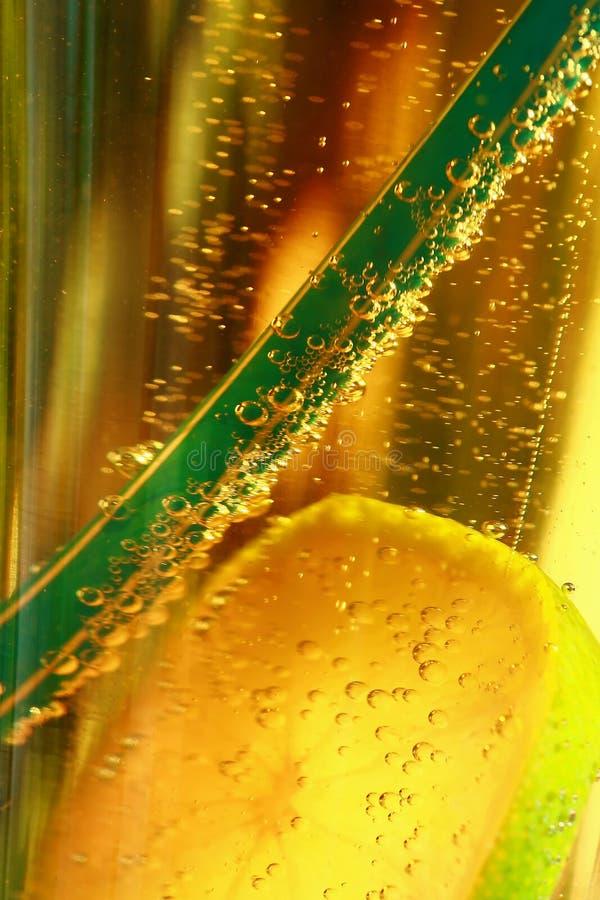 Detail van drank royalty-vrije stock foto's