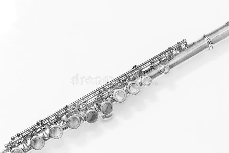 Detail van fluit royalty-vrije stock afbeelding