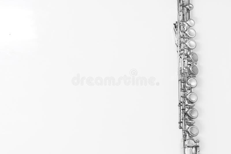Detail van fluit royalty-vrije stock foto's