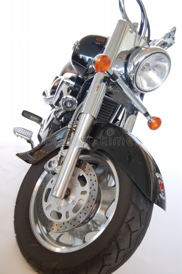 Detail van motor stock afbeelding