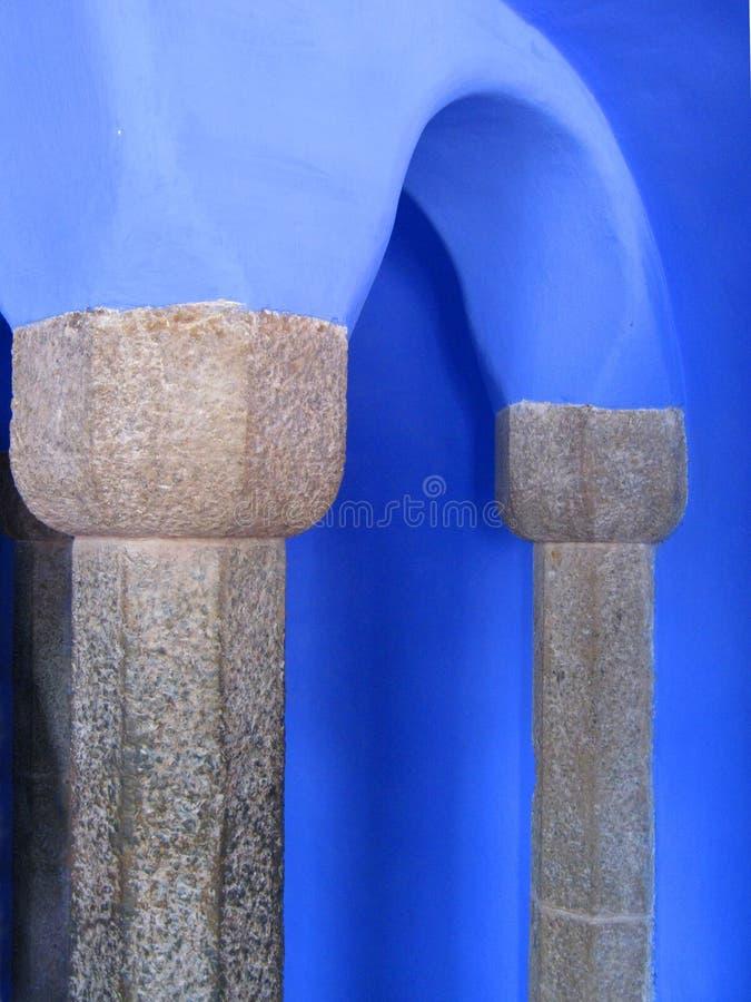 Detail van Museum Gaudi stock fotografie