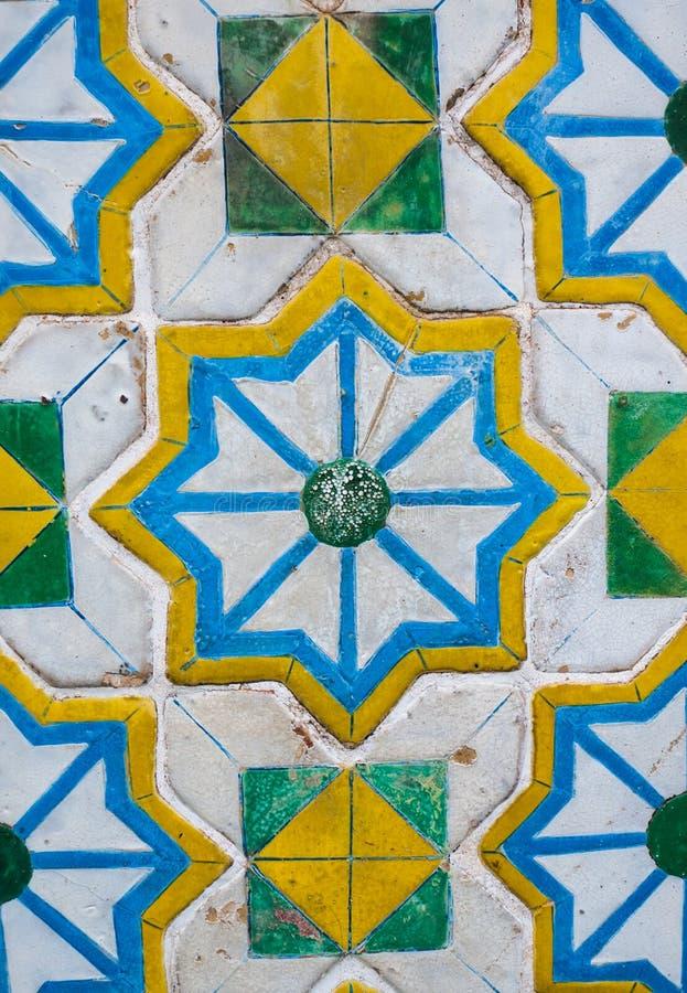Detail van muur stock afbeeldingen