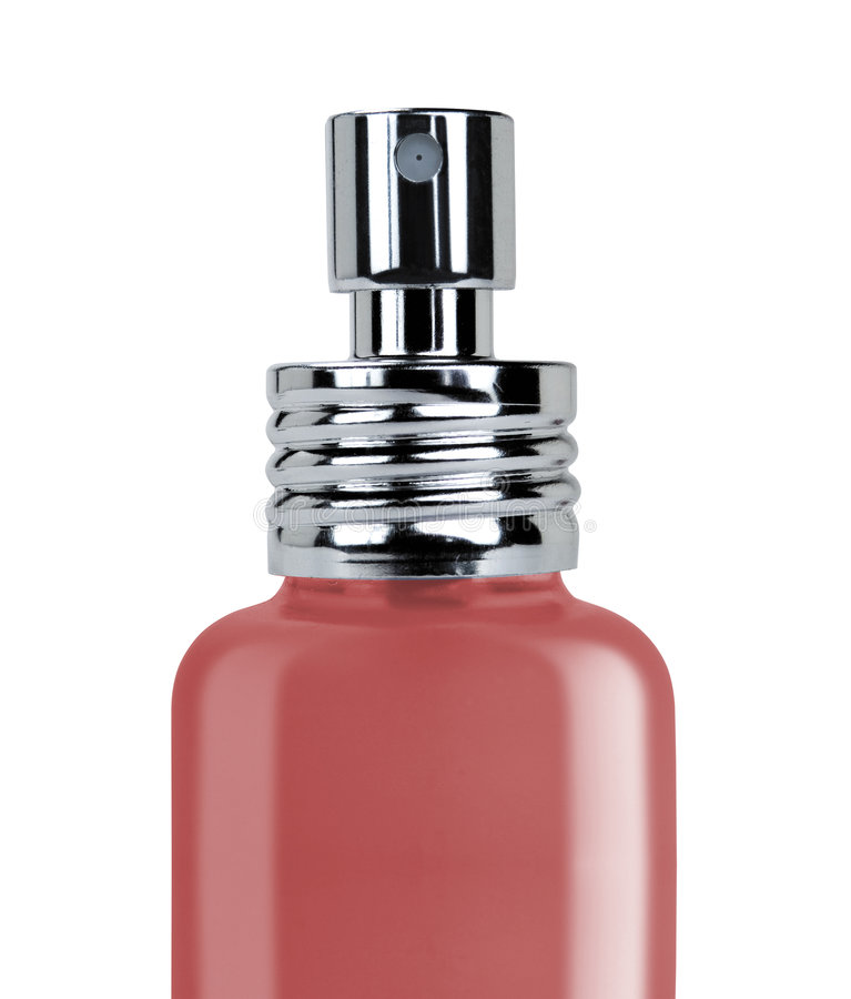 Detail van parfumfles royalty-vrije stock foto