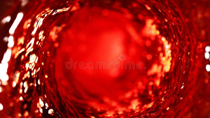 Detail van rode wijnroes royalty-vrije stock fotografie