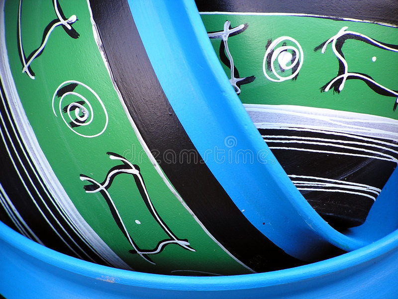 Download Detail of vase stock image. Image of details, hand, paint - 112651