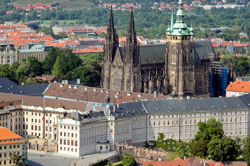 Download Detail View of Prague city stock photo. Image of antique - 15100610