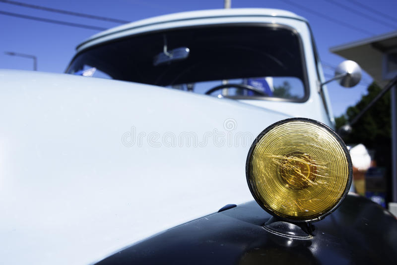 Detail of Vintage Car royalty free stock images