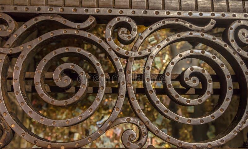 Detail von der Kathedrale Notre Dame de Strasbourg stockbild