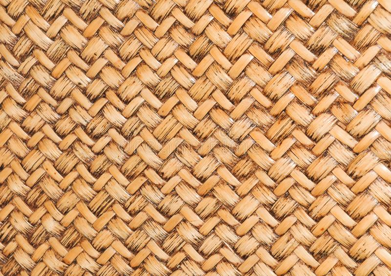 Detail of wicker texture. Suitable as background royalty free stock photos
