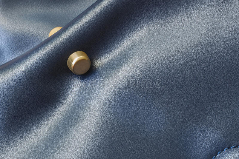 Detail of women's leather handbags stock images