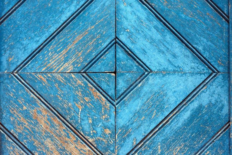 Detail of wood door royalty free stock photos