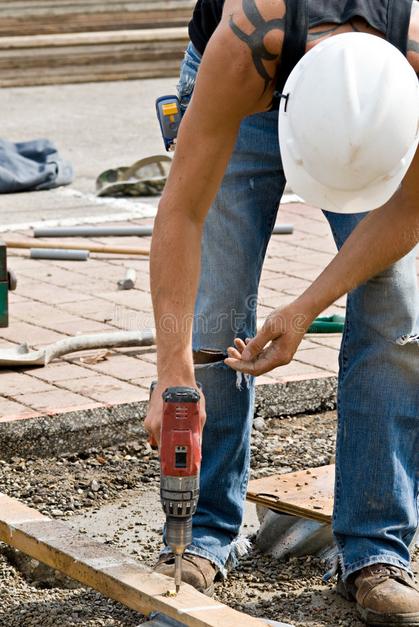 Download Detail Work stock image. Image of reaching, reach, contractor - 6872191