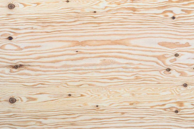 Detailbeschaffenheit des Sperrholzes stockfotografie