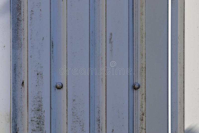 Detailed close up view on metal and steel surface textures in high resolution stock photos