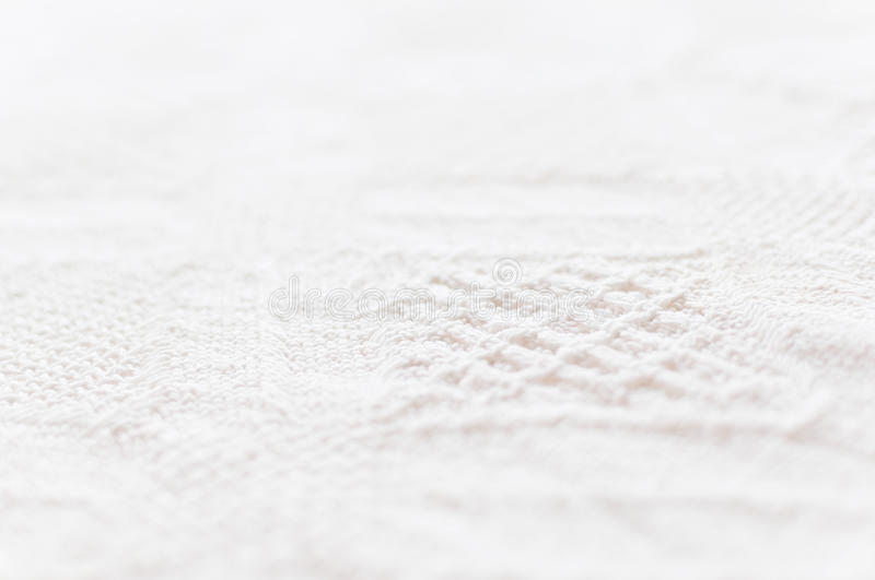 Detailed cotton texture. Close-up of a weaved cotton fabric royalty free stock images
