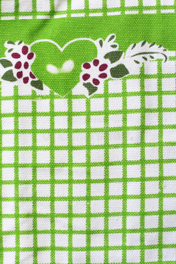 Download Detailed Green Picnic Cloth Stock Photo - Image of cover, checkered: 30114440