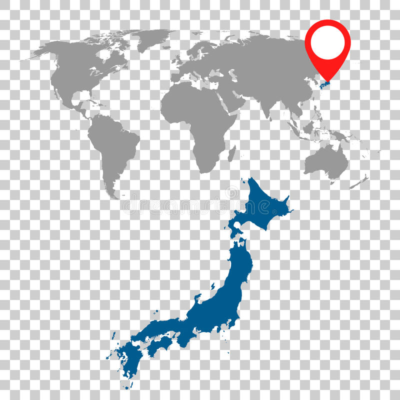 Detailed map of japan and world map navigation set flat vector download detailed map of japan and world map navigation set flat vector stock vector gumiabroncs Image collections