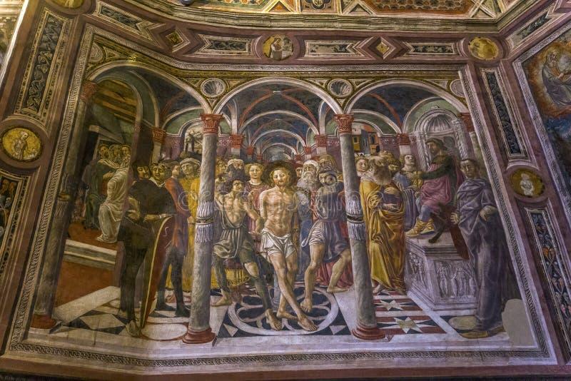 Download Details Of The Battistero Di San Giovanni, Siena, Italy Editorial Image - Image: 83700470