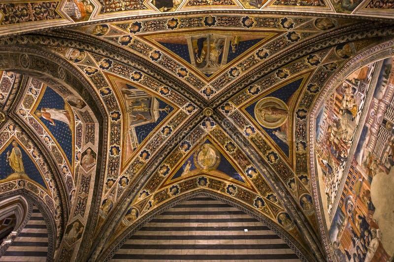 Download Details Of The Battistero Di San Giovanni, Siena, Italy Editorial Stock Image - Image: 83700534