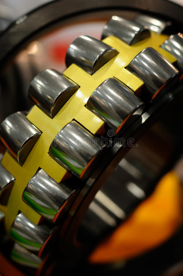 Details of bearing stock photography