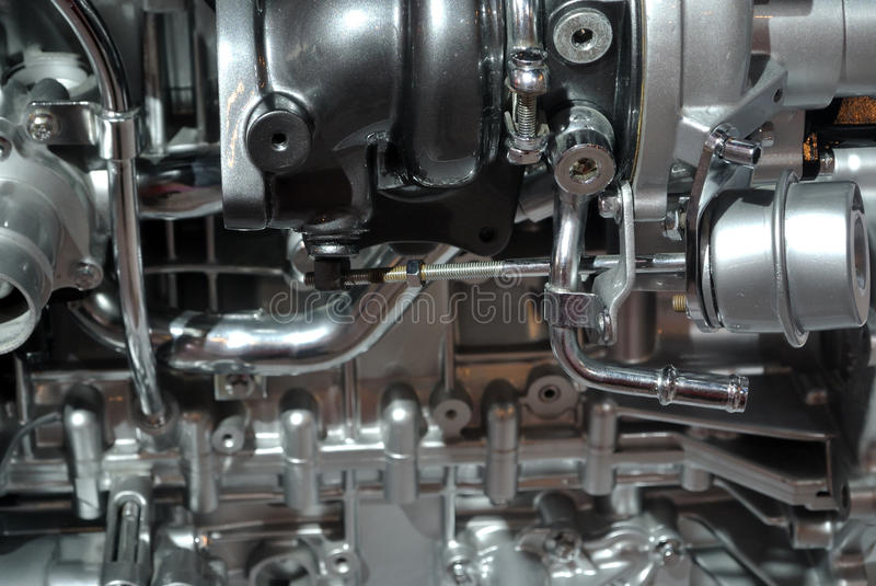 Download Details of car engine stock image. Image of expo, driving - 33599943