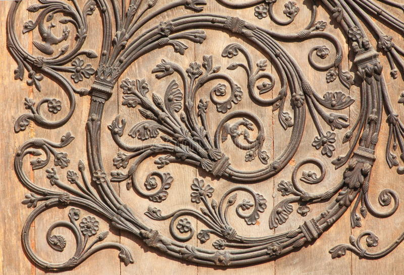 Details Dörren Arkivbilder