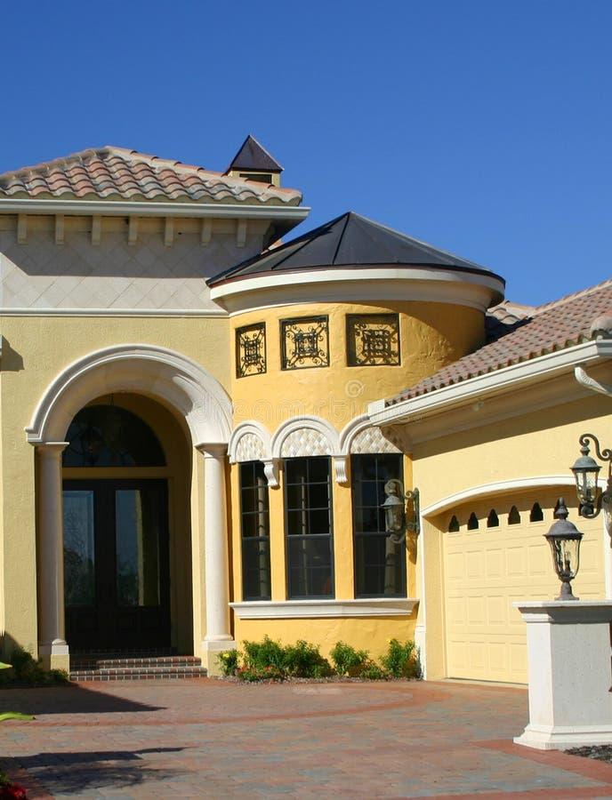 Details Des Vorbildlichen Hauses Lizenzfreie Stockfotos