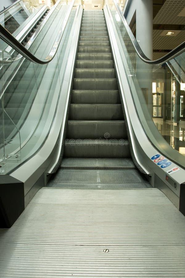 Details of escalator royalty free stock image