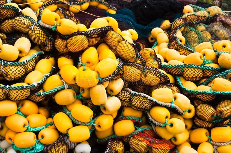 details fisknät royaltyfri bild
