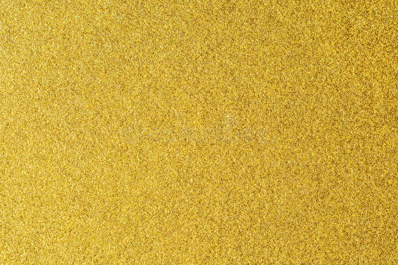 Details Of Golden Texture Background Gold Color Paint