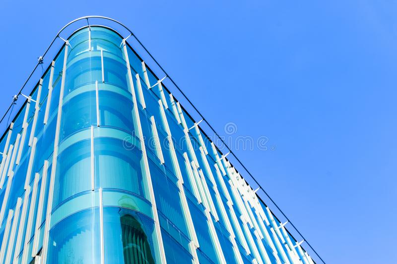 high tech modern architecture buildings. Beautiful Modern Details Of Office Building Exterior Business Buildings Skyline Looking Up  With Blue Sky Modern Architecture Apartment High Tech Throughout Tech Architecture Buildings H