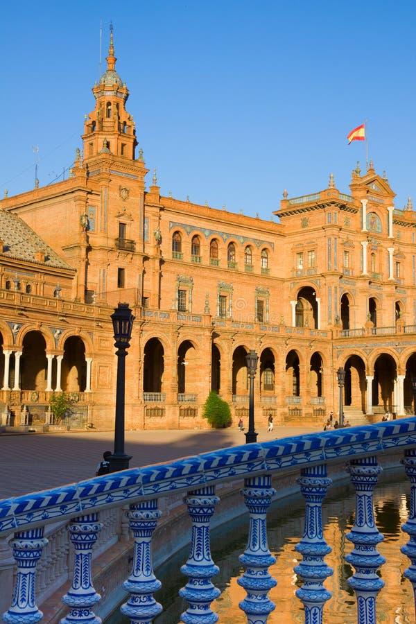 Download Details Of Plaza De Espa?a, Seville, Spain Stock Image - Image: 25793447