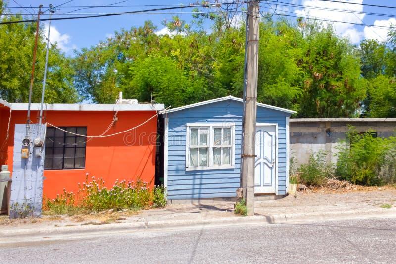 Reynosa, Mexico. Details of Reynosa, Mexico on the border with South Texas royalty free stock photos
