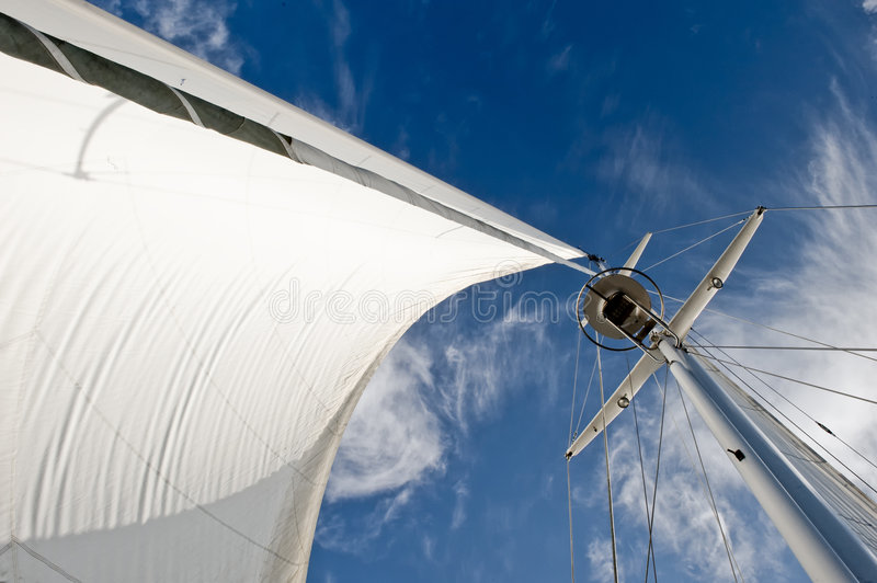 Download Details of sail and mast stock image. Image of transportation - 5911045