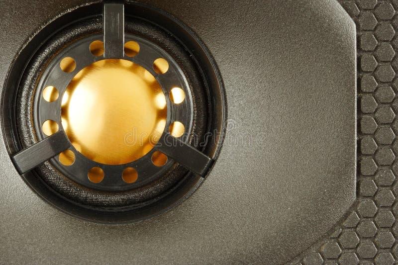 Download Details of speaker stock photo. Image of details, closeup - 2444698