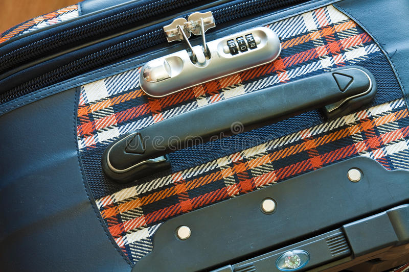 Download Details of travel suitcase stock photo. Image of large - 25181610