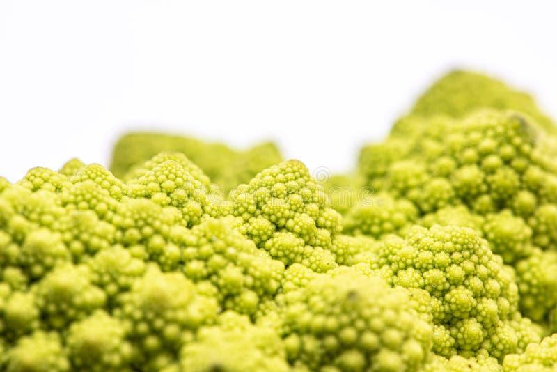 Details van een Romanesco broccoli royalty-vrije stock foto