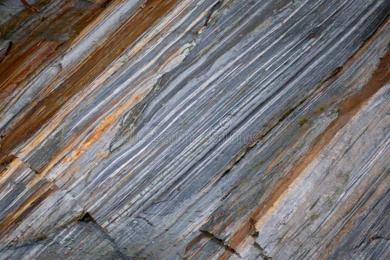 Details van het granietrivierbed (Verzasca) royalty-vrije stock afbeelding