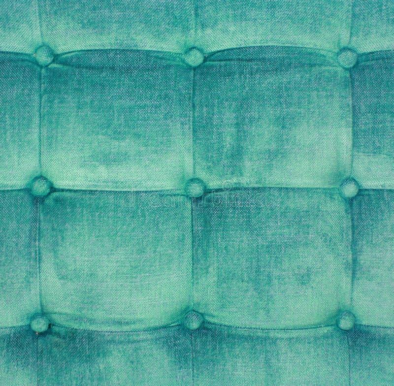 Details of the velvet cushion. stock photography