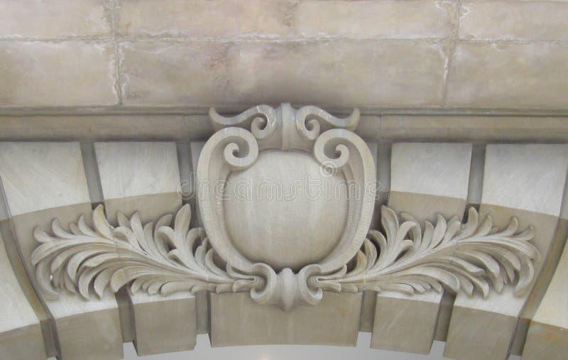 Detalhe arquitectónico 3 foto de stock