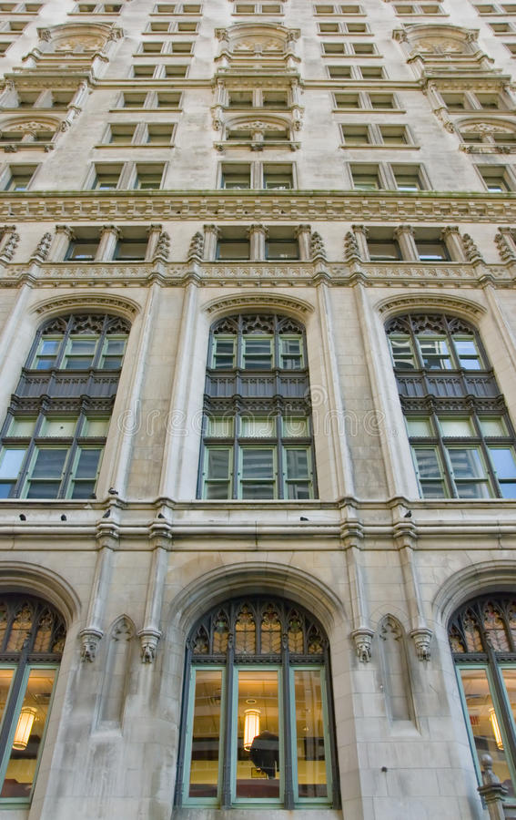 Detalhe da arquitetura de New York imagem de stock royalty free