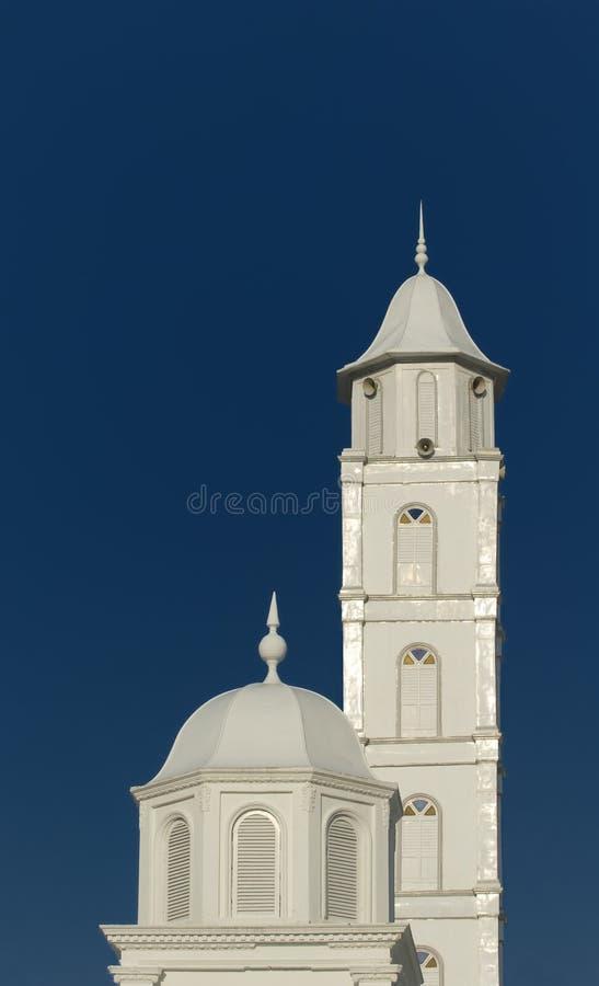 Detalhe da arquitetura de uma mesquita velha. imagens de stock royalty free