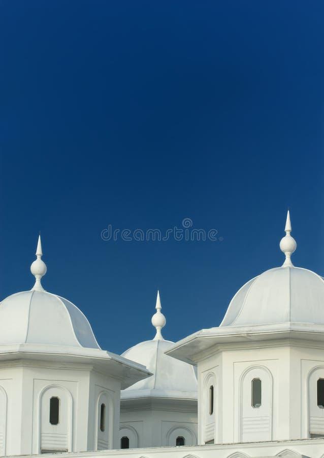 Detalhe da arquitetura de uma mesquita velha. fotografia de stock