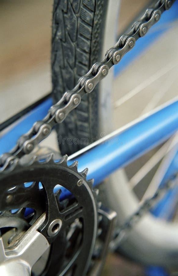 Detalhe da bicicleta 1 imagens de stock royalty free