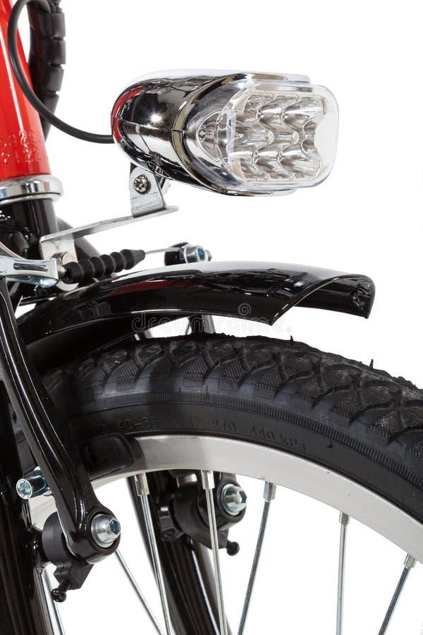 Detalhe da bicicleta foto de stock royalty free