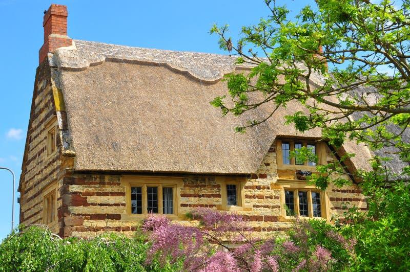 Detalhe da casa de campo, Blisworth, Northamptonshire imagens de stock royalty free