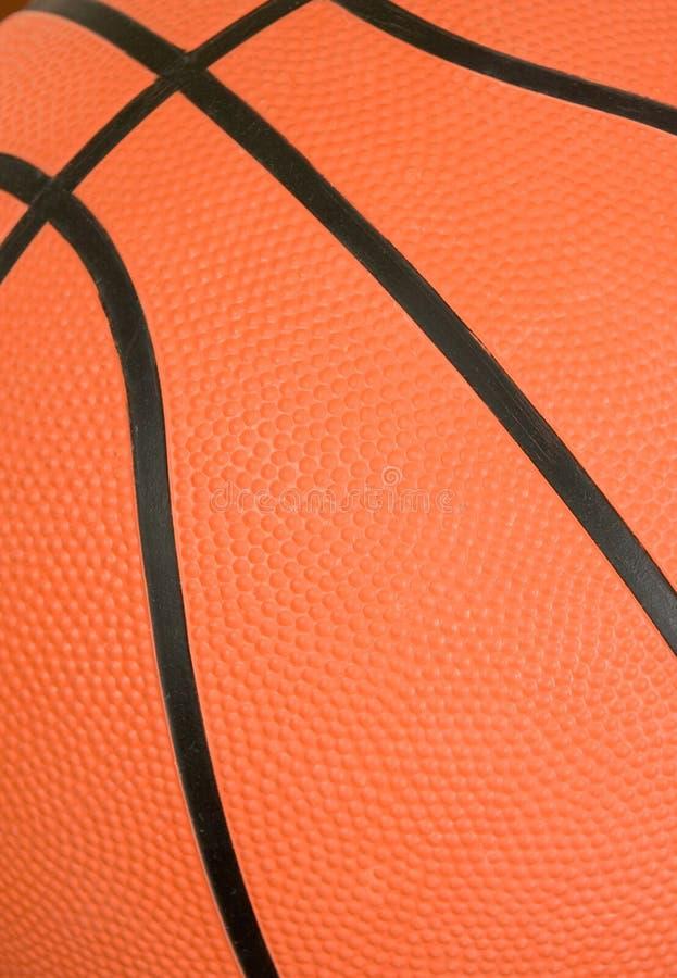 Detalhe da esfera da cesta foto de stock
