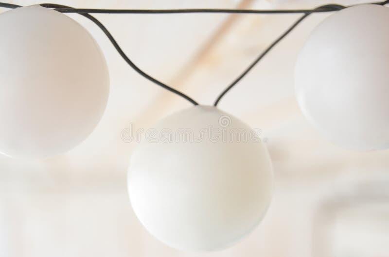 Detalhe da iluminação imagem de stock