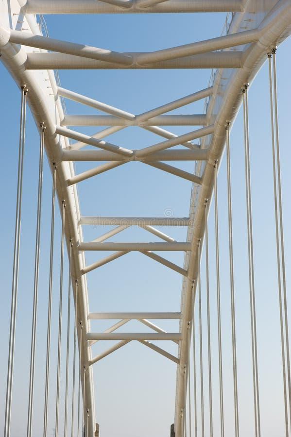 Detalhe da ponte fotografia de stock royalty free